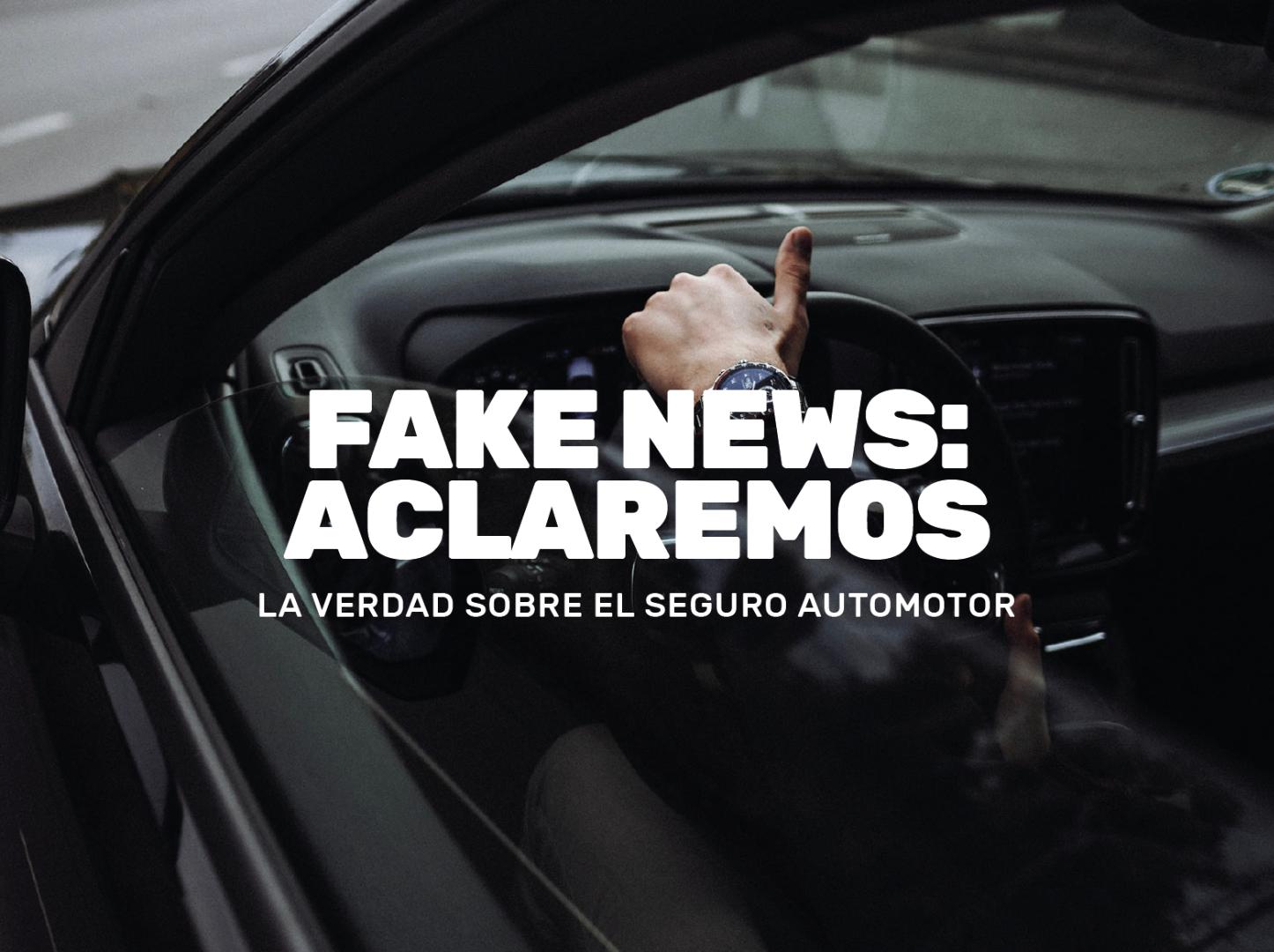 Fake news: la SSN salió a aclarar desinformación sobre bonificaciones en Seguro Automotor